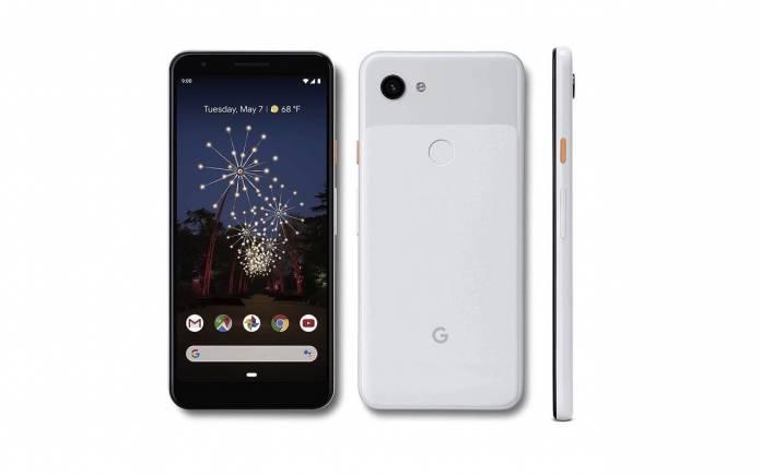 Pixel 3a Google Pixel 4