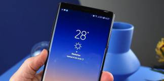 SAMSUNG Galaxy Note 10 Sound on Display Technology