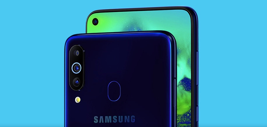 Samsung Galaxy M40 debuts with Infinity O display, triple