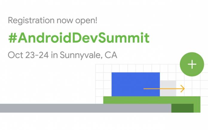 Android Dev Summit 2019 Registration