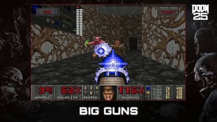 DOOM, DOOM II finally coming to mobile for a price - Android