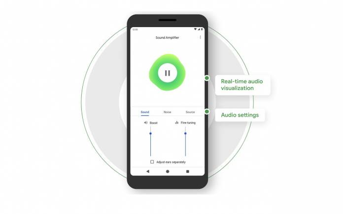 Google Sound Amplifier