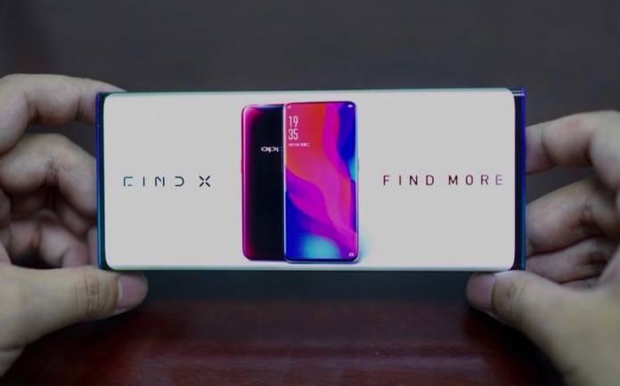 OPPO Find X 2019
