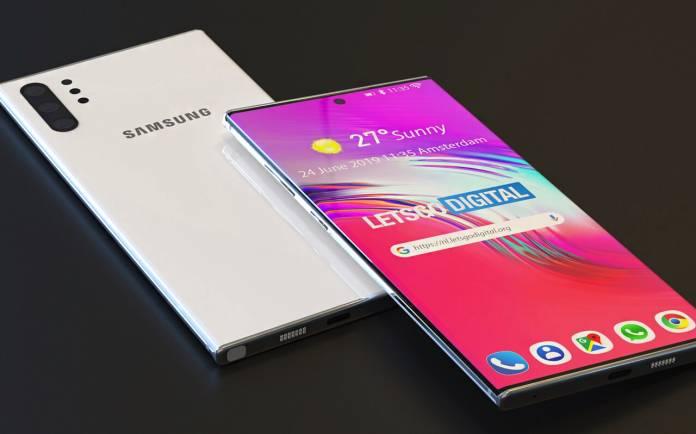 Samsung Galaxy Note 10 Smart ISO AI ISO B