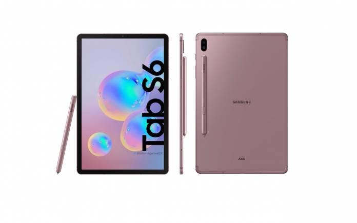 Samsung Galaxy Tab S6 Pink