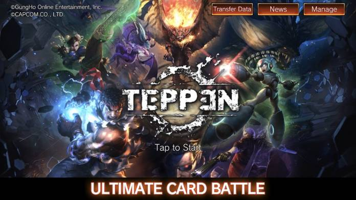 TEPPEN Ultimate Card Battle