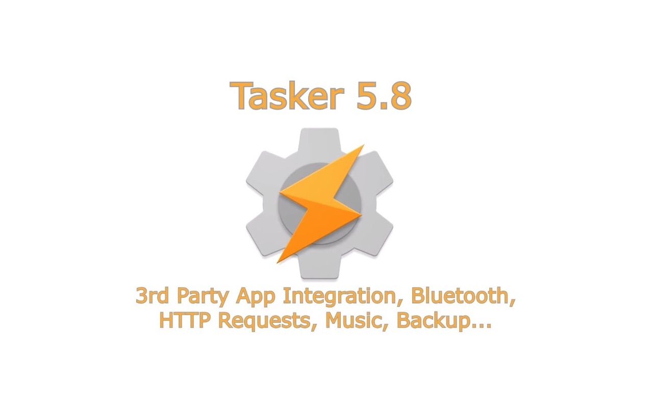 Tasker 5 8 update now available, APK ready for download