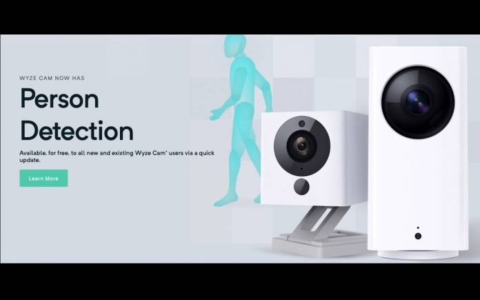 Wyze adds Xnor Edge AI to smart home cameras - Android Community