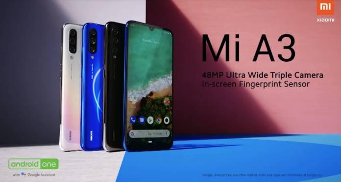 Xiaomi Mi A3 Teardown