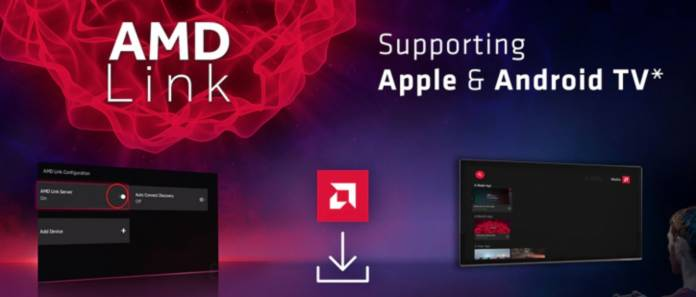 AMD Link app now lets you stream games to Android TV