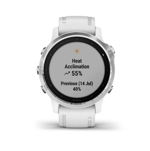 Garmin Fenix 6 GPS multisport smartwatch series announced