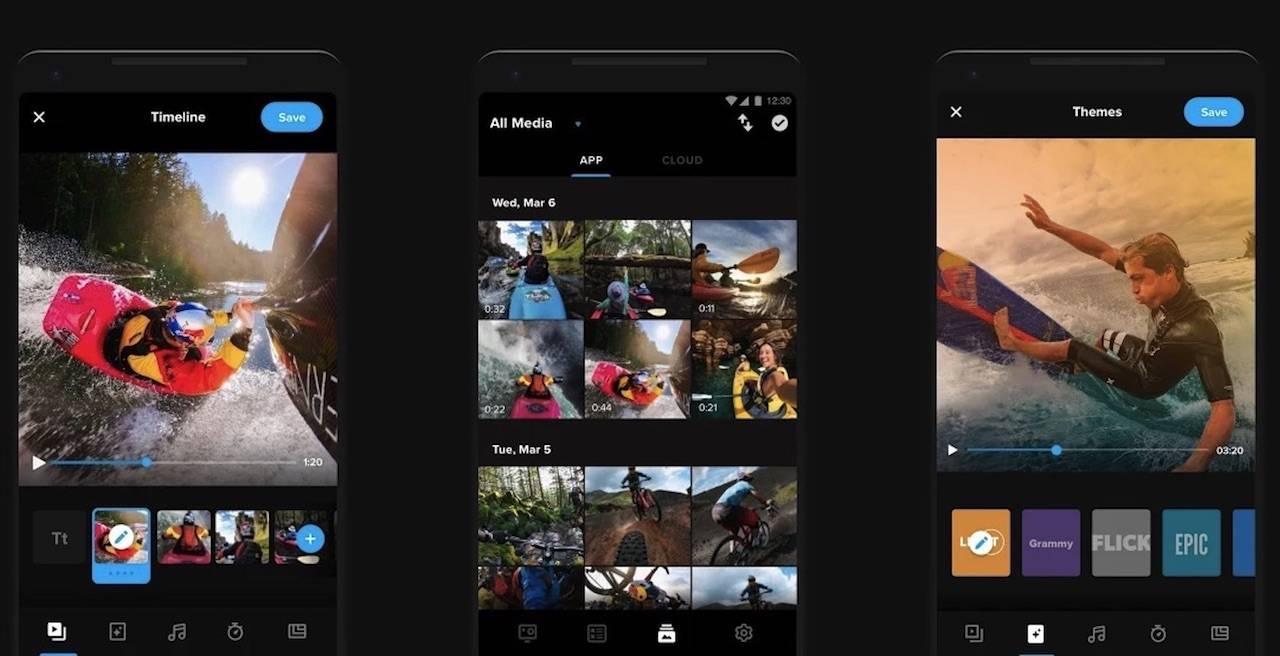 Картинки по запросу gopro app