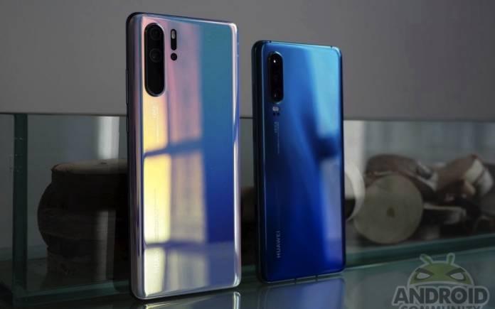 Huawei mobile OS