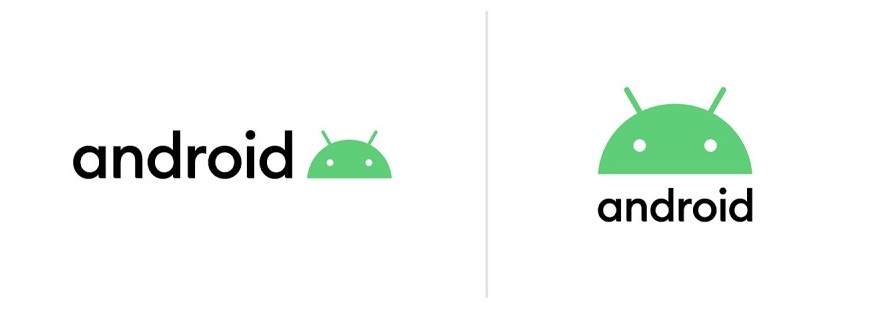 New Android 10 Logo 2019