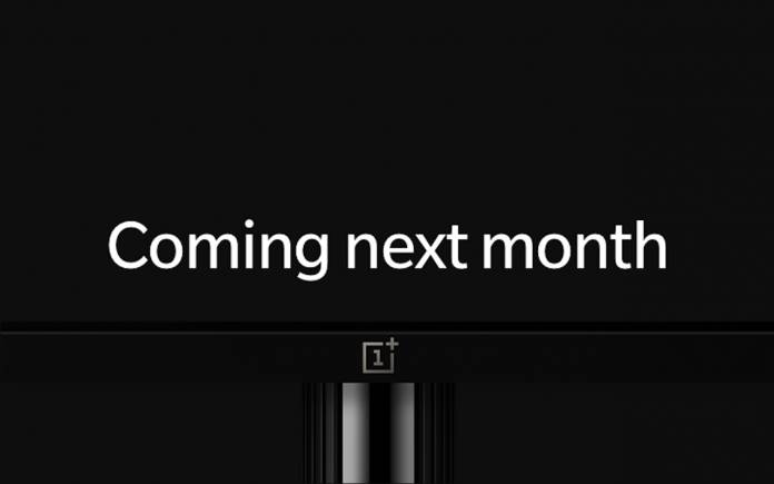 OnePlus TV Teaser Launch