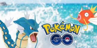Pokemon GO Water Festival 2019