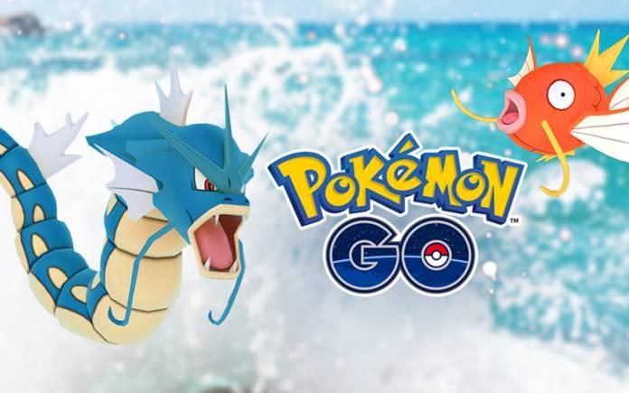 Pokemon GO Water Festival 2019
