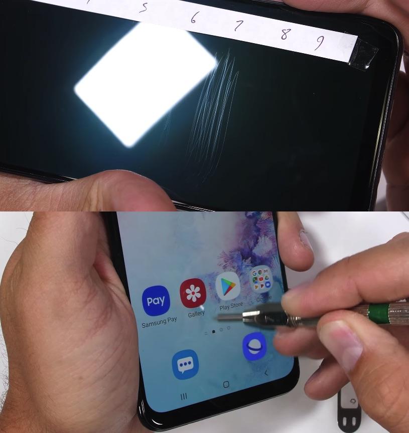Samsung Galaxy A50 Durability Test: Watch if the device