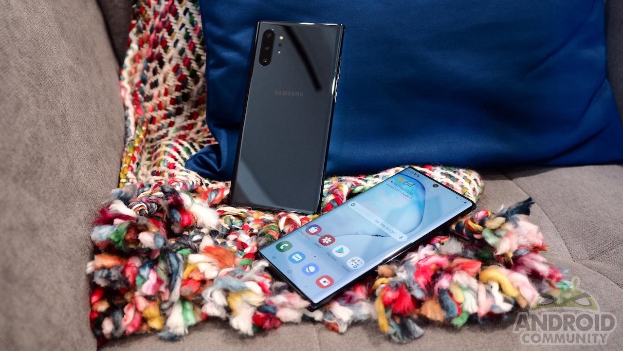 Samsung Galaxy Note 10 Note 10+