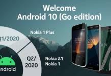 HMD Global Nokia Android 10 Go Edition