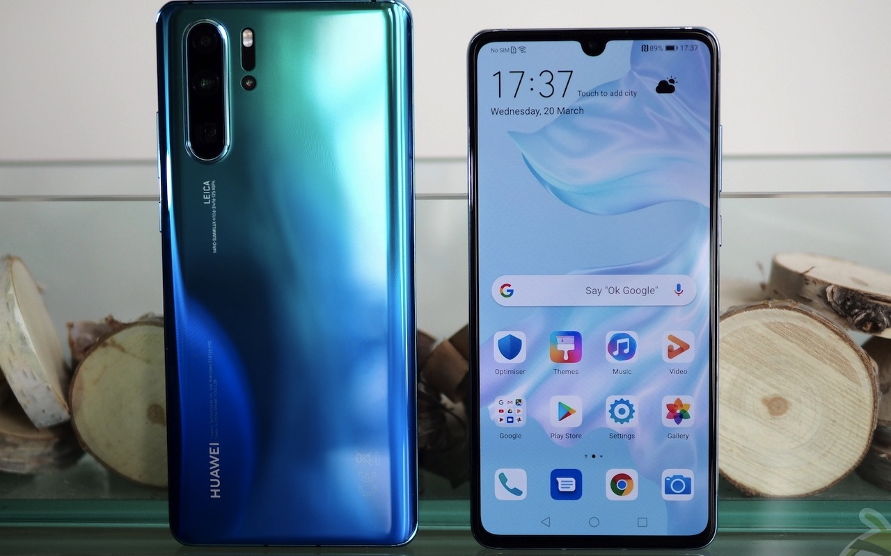 New Huawei P30 Pro re-launched with the latest Android 10