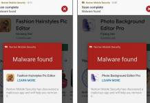 Symantec Malware Hidden apps