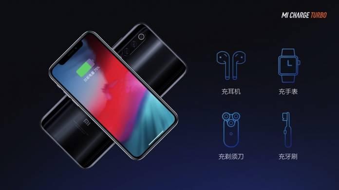Xiaomi Wireless Charging Mi Charge Turbo