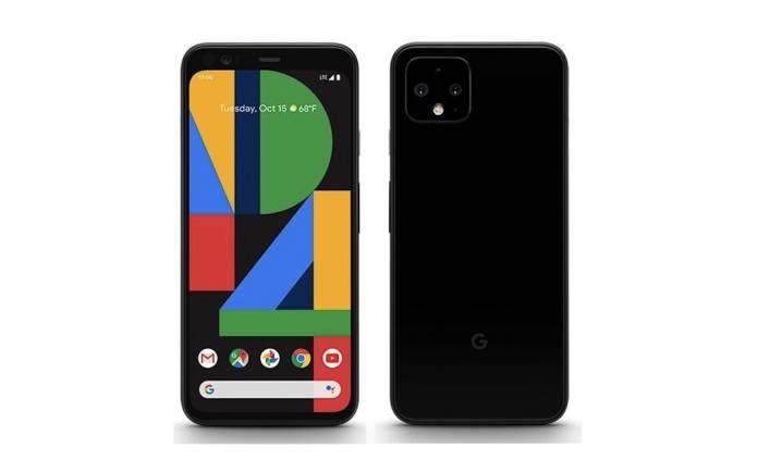 Google Pixel 4 Press Render Evan Blass