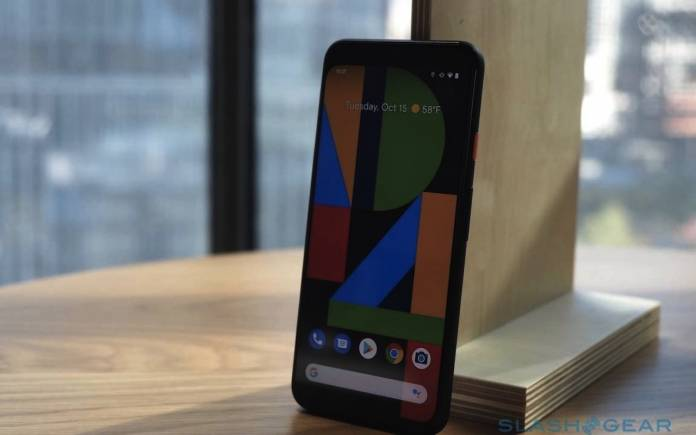 Google Pixel 4 on-device AI
