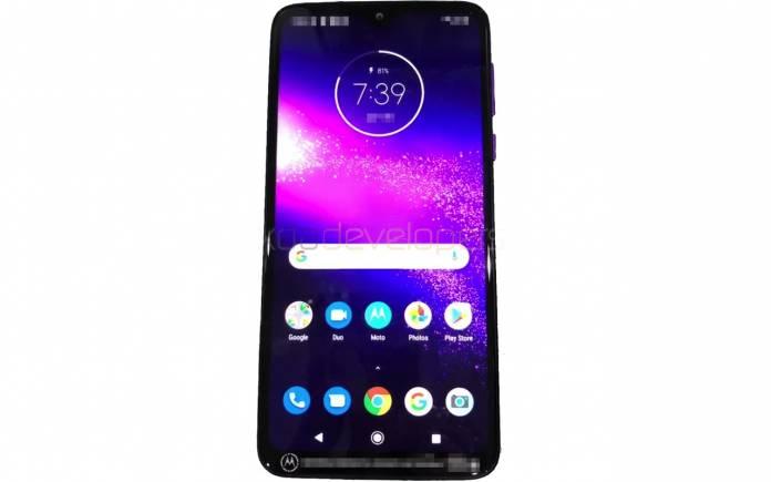 Motorola One Macro India