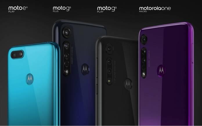 Motorola Phones 2019