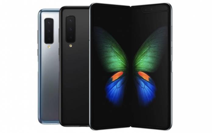 Samsung Galaxy Fold Japan China