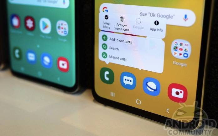 Samsung Galaxy S10 Galaxy Note 10 Fingerprint Reconition Issue