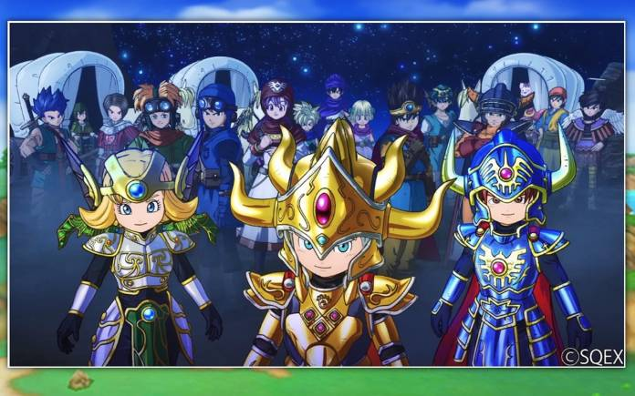 Square Enix Dragon Quest