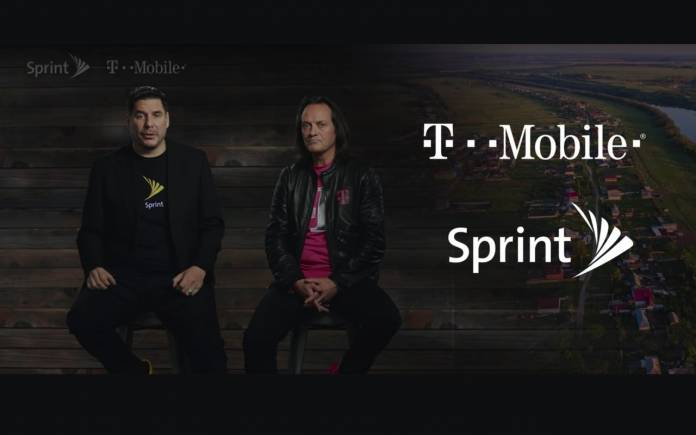 T-Mobile Sprint Merger 2019