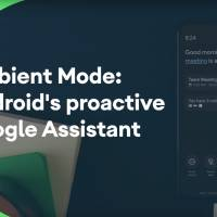 Ambient Mode Proactive Google Assistant Feature