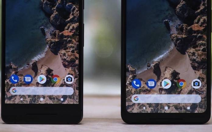 Google Pixel 2 Digital Wellbeing Flip to shhh