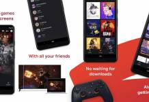Google Stadia App Play Store