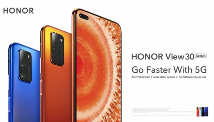 HONOR View 30 5G