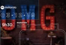 Motorola One Hyper Brazil Launch