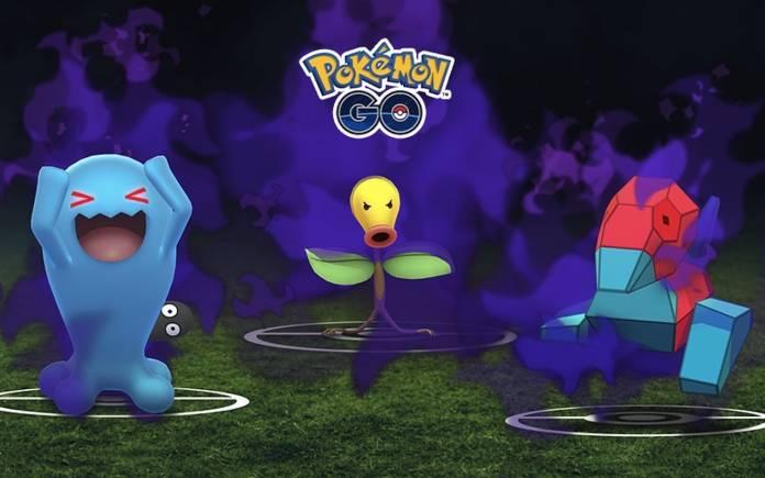 Niantic Nintendo Pokemon Go Team GO Rocket Leaders
