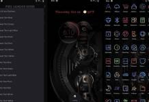 Pixel Launcher Editor