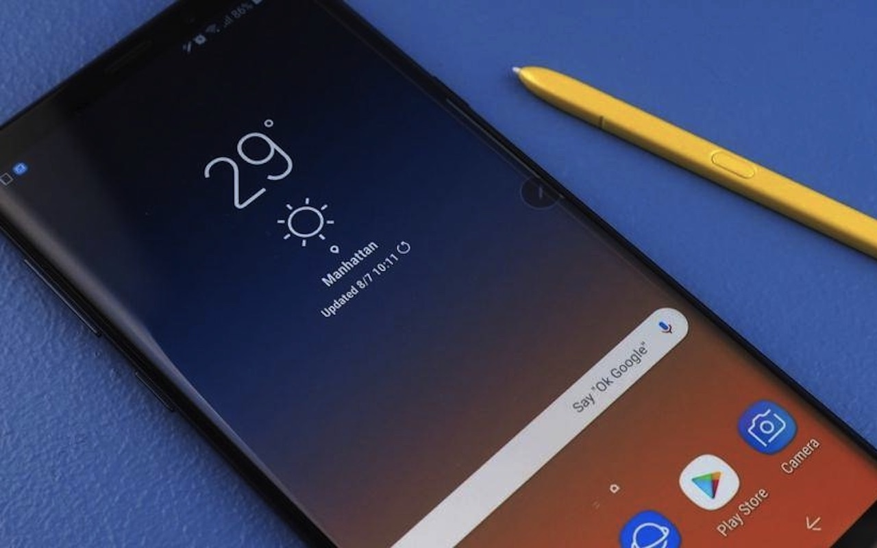 One Ui 2 0 Beta Android 10 For Samsung Galaxy Note 9 Ready Soon Android Community