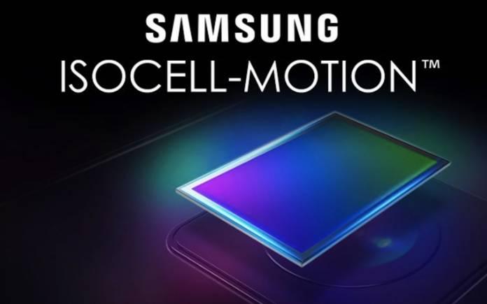 Samsung ISOCELL Motion sensor