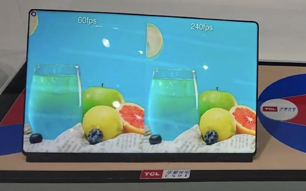 TCL WQ Gaming Tablet Display