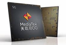 MediaTek Dimensity 800 chipset