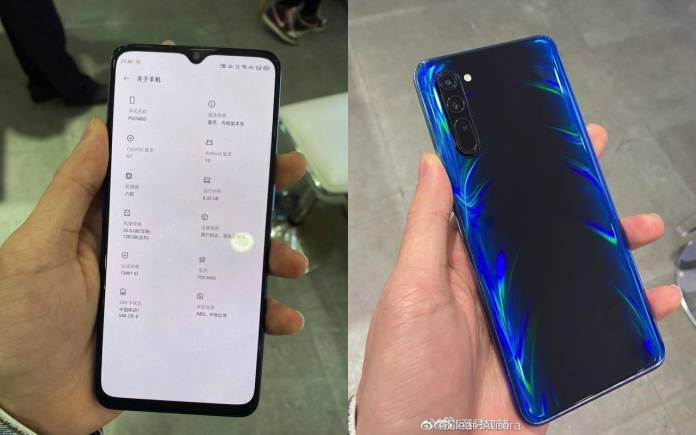 OPPO Reno 3 Android Phone.