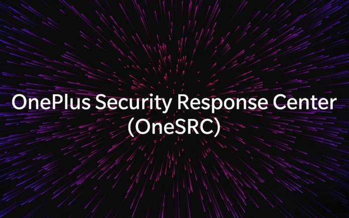 OnePlus Security Response Center