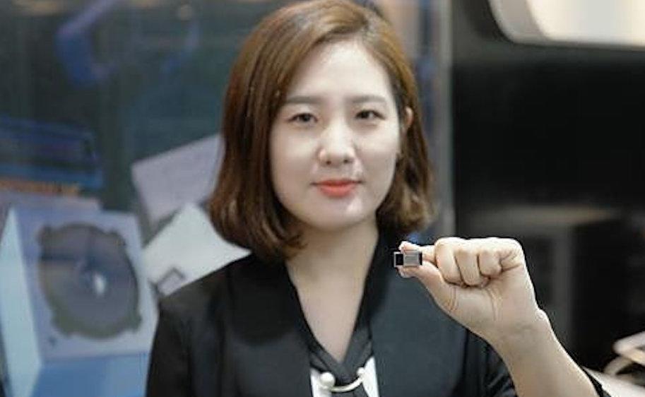 Samsung periscope optical zoom camera