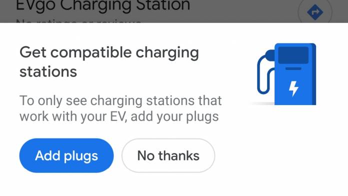 Ev Charging Stations Map >> Google Maps Shows Electric Vehicle Charging Stations